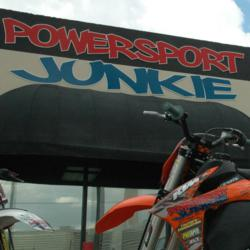 Powersport Junkie retail space