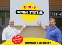TNT Moving Services - Best Charlotte Movers