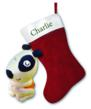 Use Code GIFT12 for a FREE Personalized Stocking & Squeaky Toy