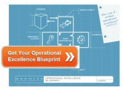 Operational Excellence in Manufacturing Blueprint | Free Download