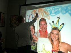 Don't Rent Another Photo Booth. Get A Virtual Graffiti Wall Instead From Game Crazy!
