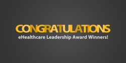 Congratulations eHealthcare Leadership Winners