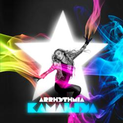 "Kamaliya - ""Arrhythmia"" Artwork"