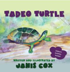 Tadeo Turtle by Janis Cox Canadian author