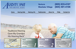 hearing aids in Ventura CA - Auditone Hearing Aids new website