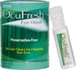 Thousands of units of OcuFresh Eye Wash from Optics Lab donated for Hurricane relief.