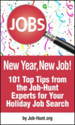 101 Holiday Job Search Tips