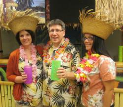 Maui Wowi welcomes their newest franchisees, Jim and Jeanne Morrissey