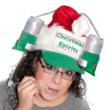 Santa's Drinking Hat, available at Stupid.com