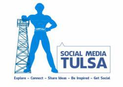 New Social Media Tulsa Logo