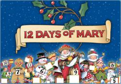 12 days of mary