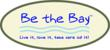Be the Bay logo