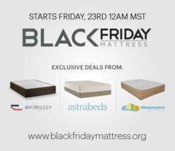 Black Friday Mattress Deals from BlackFridayMattress.org