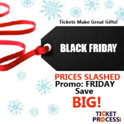 TicketProcess Black Friday