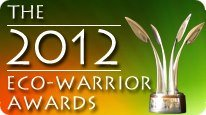 Eco Warrior Awards Logo