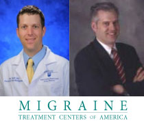 Dr. Tisdall and Dr. Atkins treat chronic migraines in San Antonio