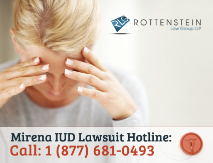 Mirena Iud Lawsuit Hotline Established By Rottenstein Law Group