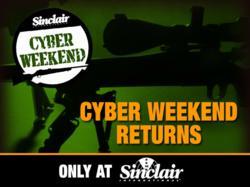 Sinclair International Cyber Weekend