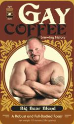Black Coffee Friday Shopping Gay Coffee Celebrates The
