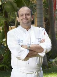 Executive Chef Theo Ioannou of the Sheraton Cerriots Hotel