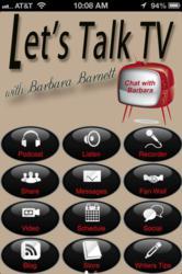 Author Barbara Barnett Mobile App