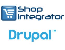 Drupal ShopIntegrator Brand Logo