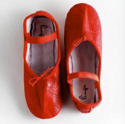 Dance shoes, Ballet shoes, ballet flats, ballet slippers, colored ballet shoes, colored ballet flats