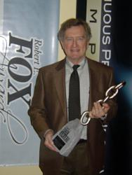 Joel Barker recipient of Robert E. Fox Lifetime Achievement Award