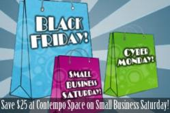 Black Friday, Cyber Monday, Small Business Saturday