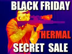 SPI CORP opens secret black friday thermal scope sale to the general public for the first time ever.