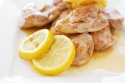Kosher Deli Lemon Chicken Recipe by Chef JJ