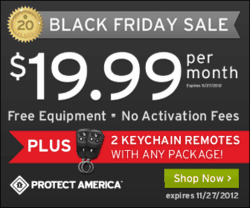 Protect America Black Friday