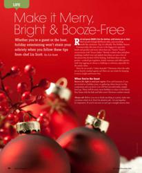 Renew offers helpful holiday tips for the recovery community.