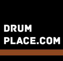 Drum Place Logo