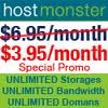 Hostmonster & Bluehost Cyber Monday 2013 Deal - $0.99/mo