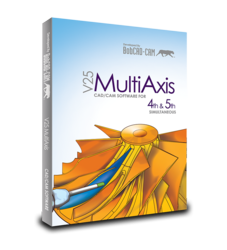 BobCAD-CAM MultiAxis Software Package 4 & 5 Axis