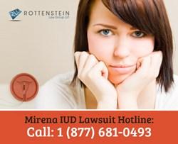 Mirena IUD Hotline
