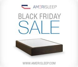 Amerisleep Memory Foam Mattress Black Friday Sale