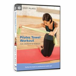 STOTT PILATES Towel Workout