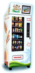 Max Healthy Vending Machine