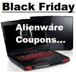 Black Friday Alienware Deals