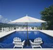 Luxury Poolside Amenities, Montego Bay - www.roundhill.com