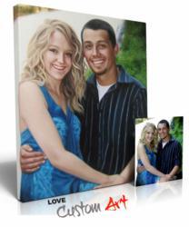 Portrait Painting as gift idea