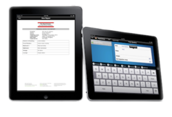 Property Inspection Manager iPad App Routine Inspection Property Condition Reports Australia United Stated United Kingdom