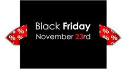 Web Hosting Promotion - Black Friday 2012