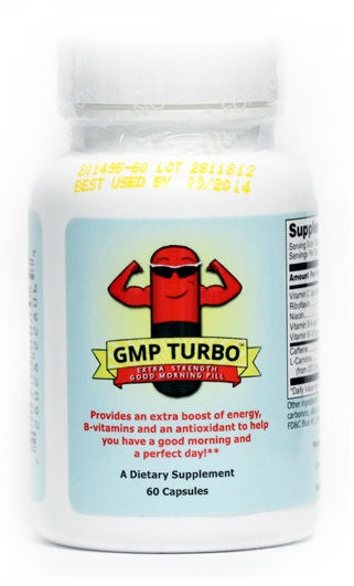Good Morning Pill & GMP Turbo Offer Alternative to Energy ...