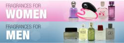 Perfume for Women OR Cologne for Men