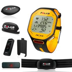 polar rcx5, tour de france premium bundle