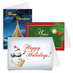 online holiday card printing