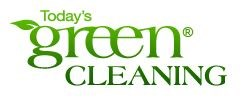 Today's Green Cleaning